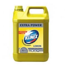 KLINEX PROFESSIONAL ULTRA EXTRA POWER LEMON 5LT
