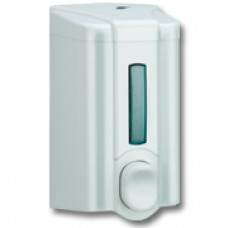 SOAP DISPENSER 500ML WHITE