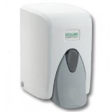 SOAP DISPENSER WITH TANK 500ML WHITE