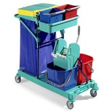 GREEN 400 - TROLLEY - BLUE STRUCTURE